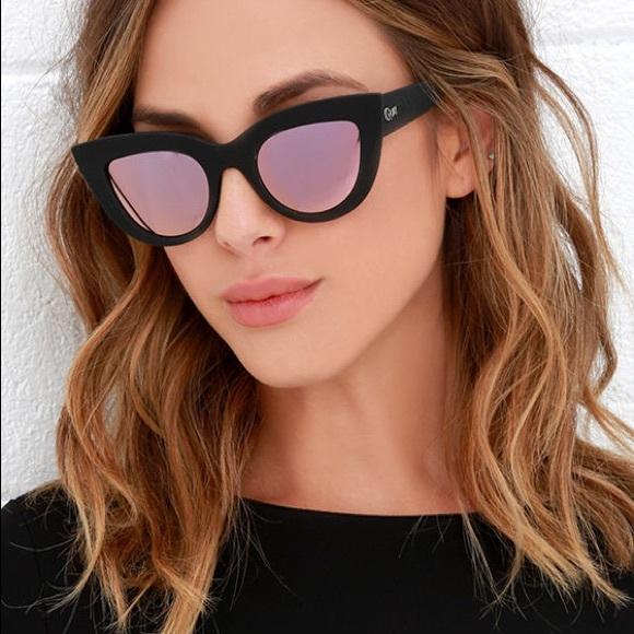 30925d16f75 QUAY AUSTRALIA kitti sunglasses. M 5b712abc25457a0555b2a7d0